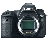 Canon EOS 6D Body for $1,499 at B&H Photo